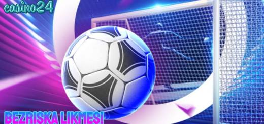 LIVE Optibet bezriska likmes futbolā