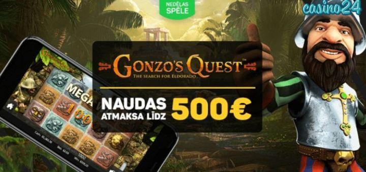 Klondaika kazino nedēļas bonuss