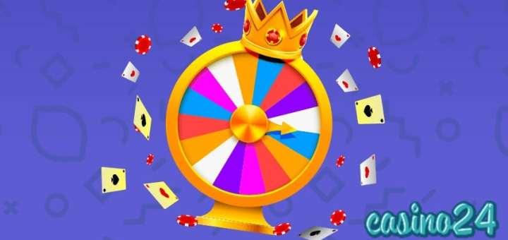laimz online kazino bonusi