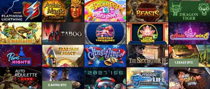 Bitcoin casino on 51st