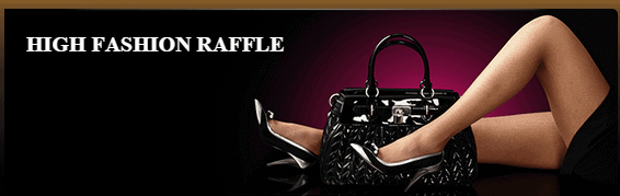 September Promotion at Rich Casino - High Fashion Raffle