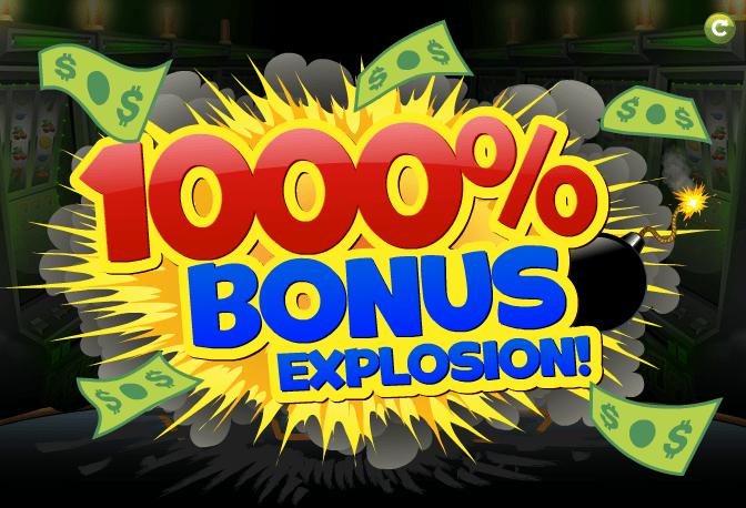 Casino no deposit bonus 1000