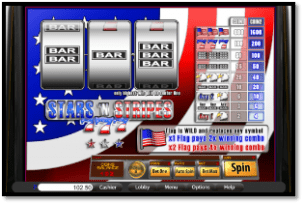 Mandarin Palace Online Casino Stars N Stripes