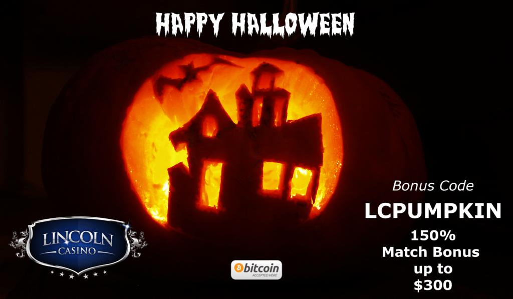 Lincoln Casino Happy Halloween 2016