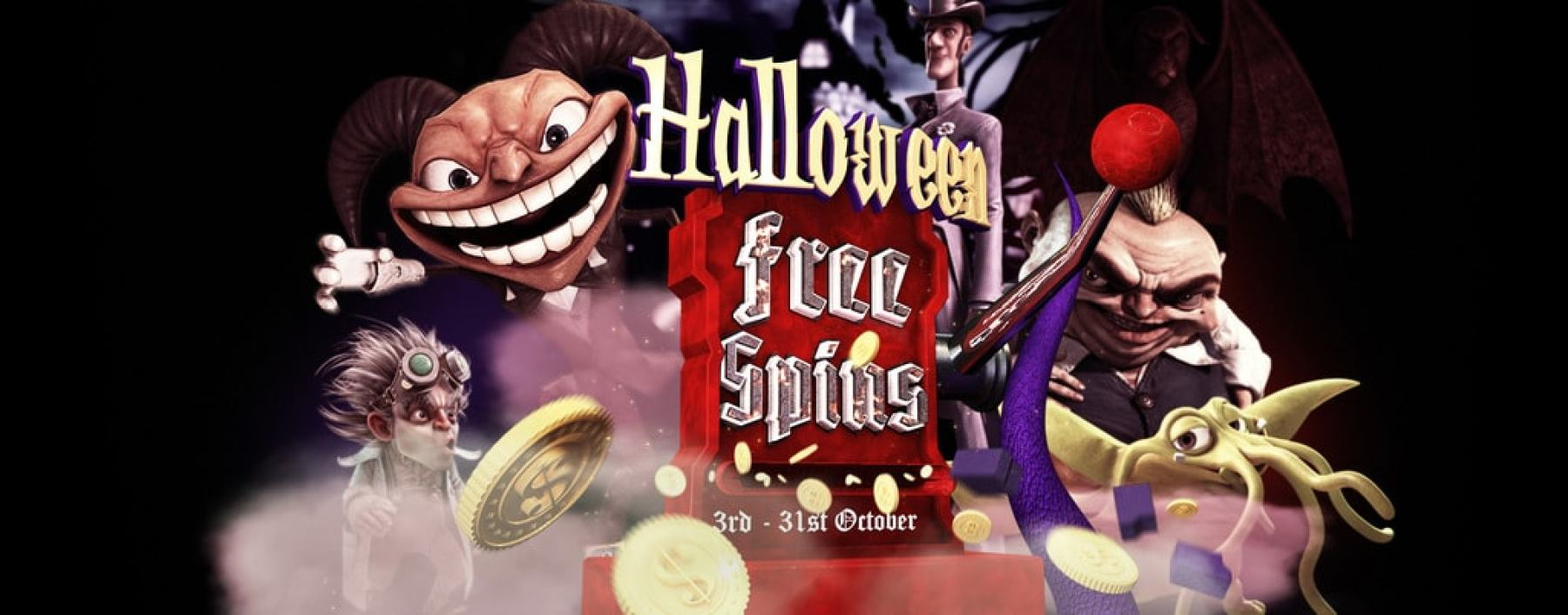 Rich Casino Celebrate the spookies occasion of Halloween with Free Spins Tournament
