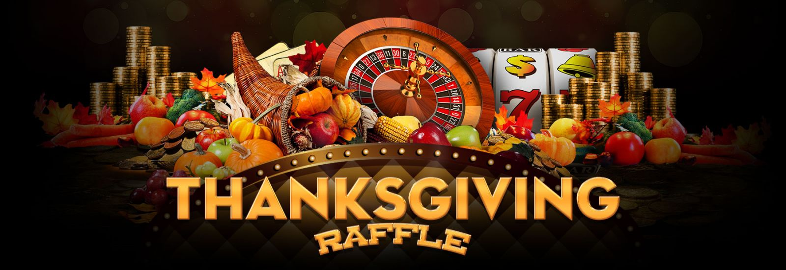 Rich Casino Thanks Giving Raffle