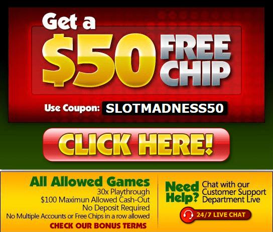 Chip deposit no slot blocking internet gambling