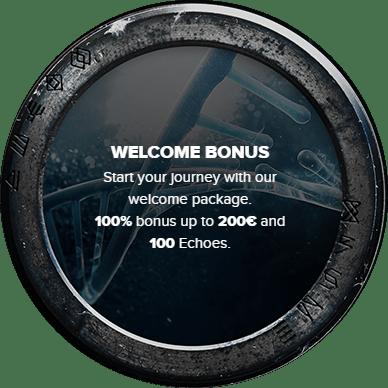 Kaboo Casino Welcome Bonus FREE Spins