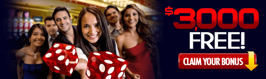 Las Vegas USA Casino $3,000 FREE Welcome Bonus
