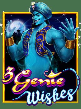Spiele 3 Genie Wishes - Video Slots Online