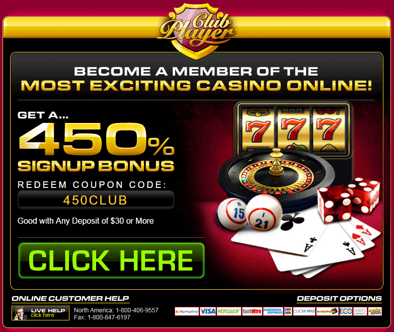 club player casino redeem codes