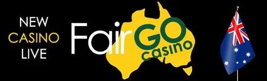 Fair Go Casino New Casino LIVE! RTG