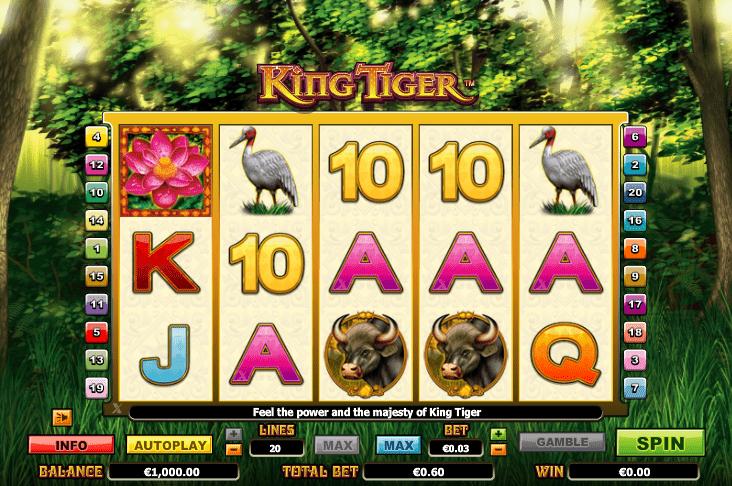 Liberty Slots Liberty Slots WGS Vegas Technology King Tiger