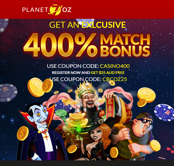 planet 7 oz casino coupon codes