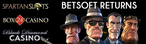 Spartan Slots Black Diamond Casino Box 24 Casino Betsoft returns