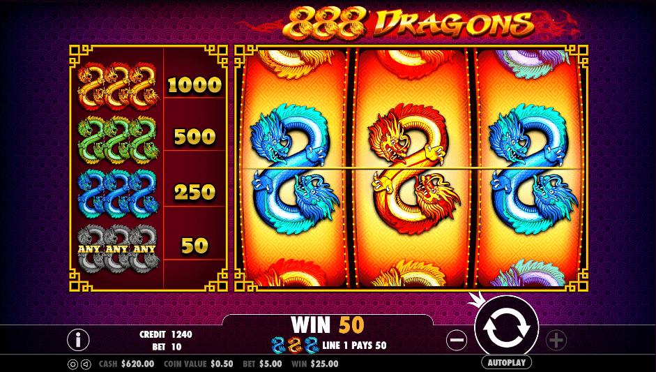 888 dragons casino