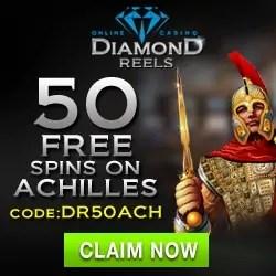 Diamond Reels Casino No Deposit Bonus