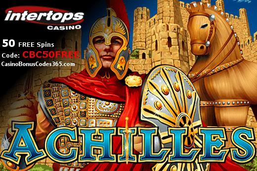 Intertops Casino Red Exclusive No Deposit Free Spins