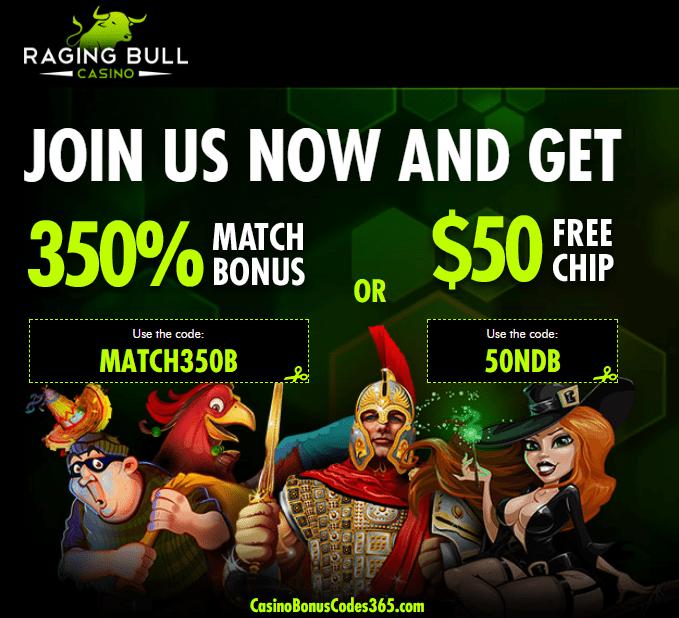 Code coupons raging bull