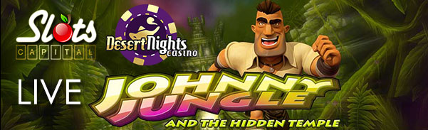 Slots Capital Online Casino Desert Nights Casino Rival Gaming Johnny Jungle