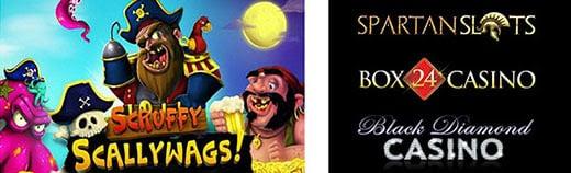 Spiele Scruffy Scallywags - Video Slots Online