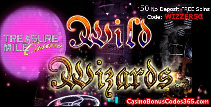 Treasure mile casino no deposit bonus codes 2013 grand casino mille acs