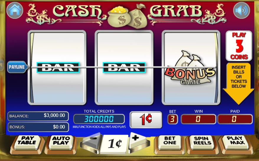 Liberty Slots WGS Cash Grab