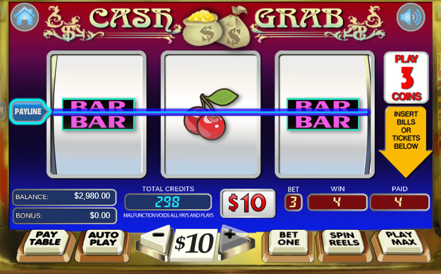 Liberty Slots WGS Cash Grab