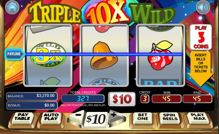 Lincoln Casino 50 FREE WGS Triple 10x Wild Spins Special Welcome Deal