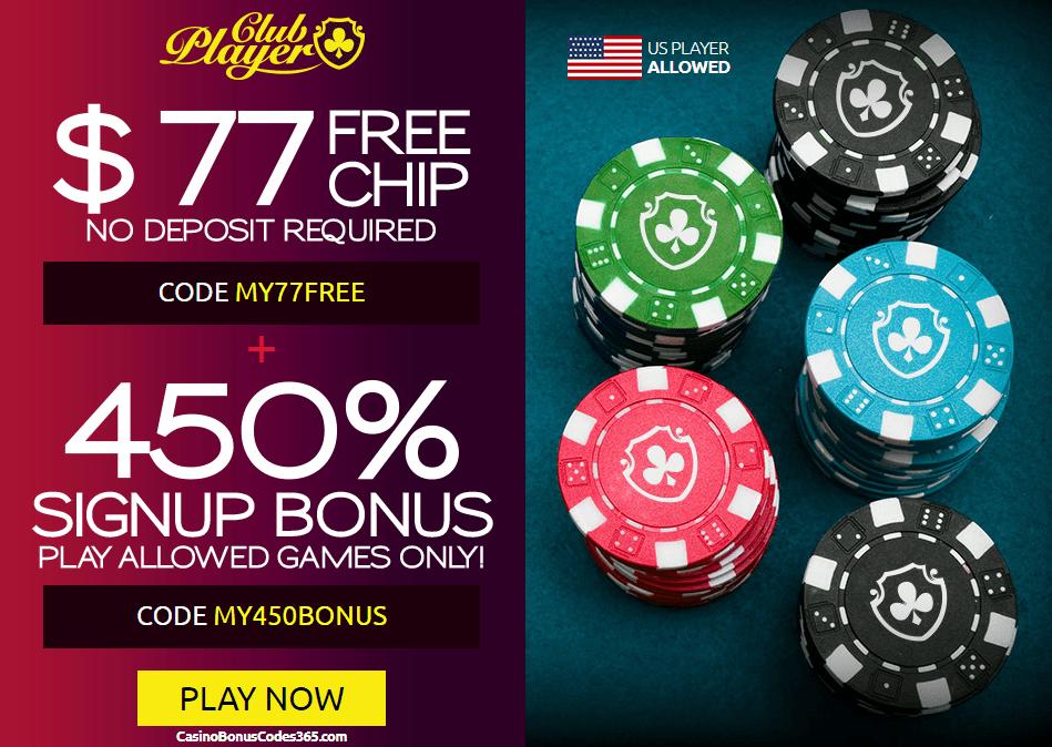 No deposit casino free new player chips casino automatic shuffler