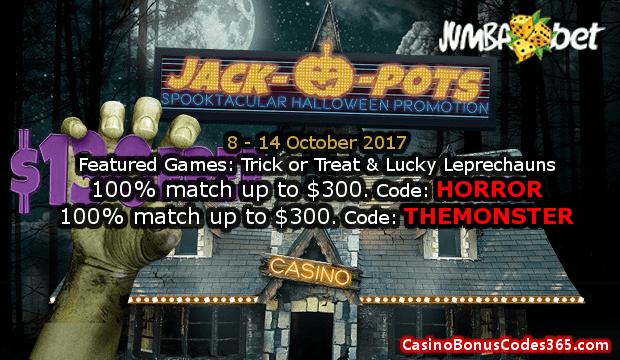Jumba Bet Jack O Pot Promotion Week 2