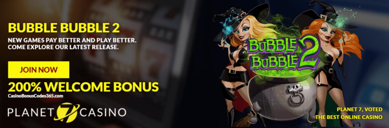 no deposit bonus for planet casino