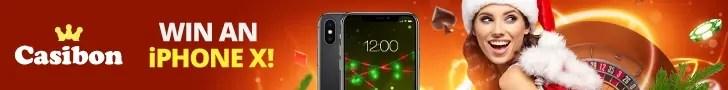 Casino Casibon Win an iPhone X Raffle