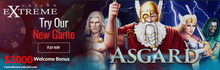 Casino Extreme New Game RTG Asgard