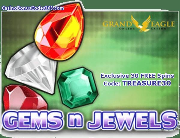 Grand Eagle Casino Bonus Codes 2021