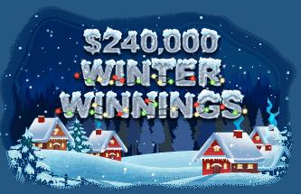 Intertops Casino Red Winter Winnings $240000