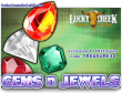 Lucky Creek Casino Saucify Gems n Jewels 30 No Deposit FREE Spins