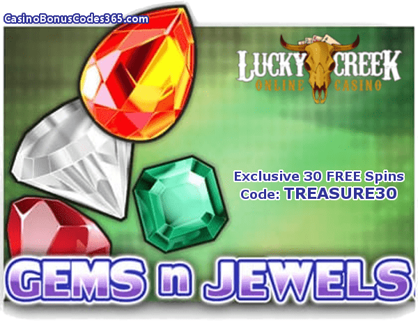 Free Spins Lucky Creek