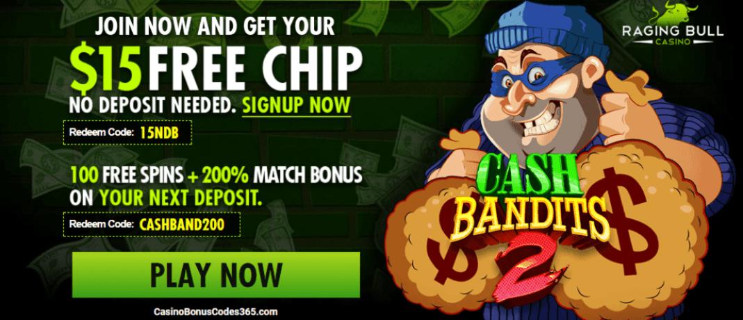 Raging Bull Casino No Deposit Codes 2017 Aplculinsesecou