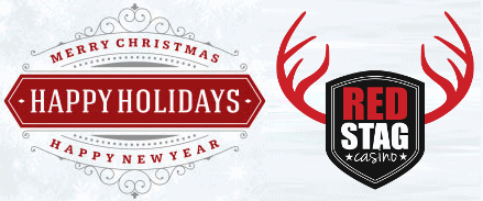 Red Stag Casino Black Diamond Casino Happy Holidays Merry Christmas Happy New Year