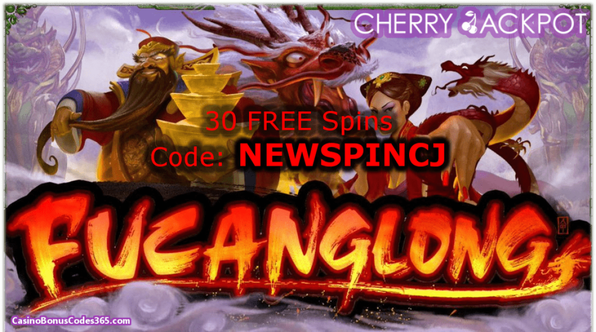 cherry jackpot casino bonus codes