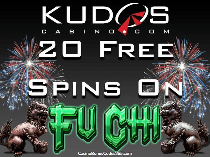 Kudos Casino No Deposit Bonus Code