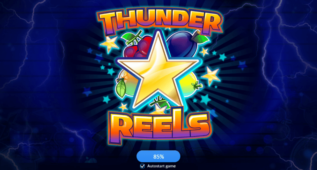 MyWin24 Playson Thunder Reels 30 FREE Spins