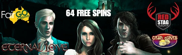 fair Go Casino Red Stag Casino 64 FREE Spins