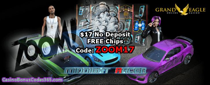Grand Eagle Casino $17 Exclusive No Deposit FREE Chip