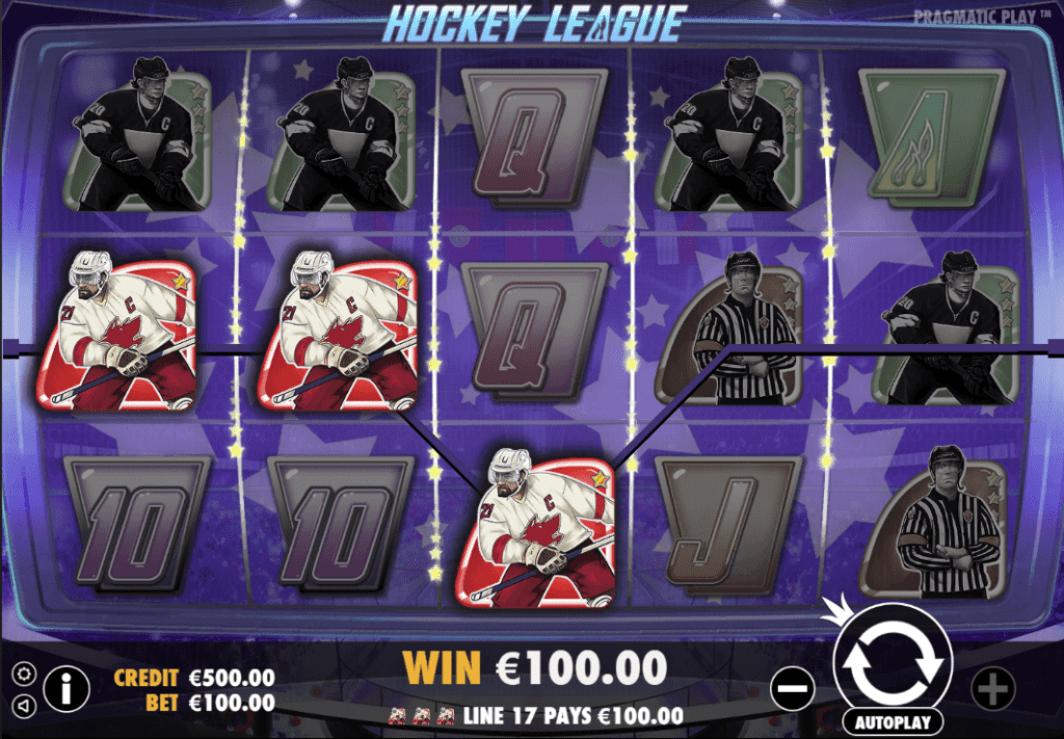 SlotoHit Pragmatic Play Hockey League