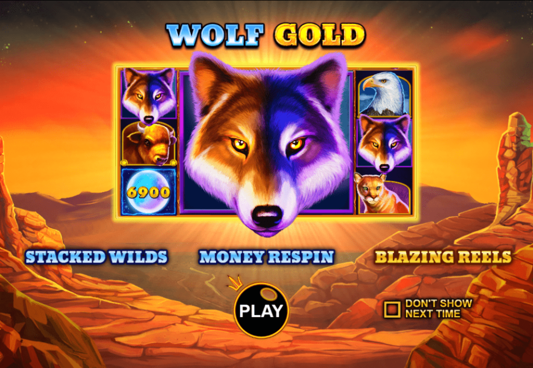Bet N Spin Pragmatic Play Wolf Gold