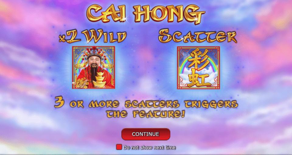 Slots Garden RTG Cai Hong