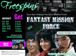 Uptown Aces RTG Fantasy Mission Force Jakie Chan slots 100 FREE Spins