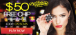 Club Player Casino Exclusive $50 FREE Chip